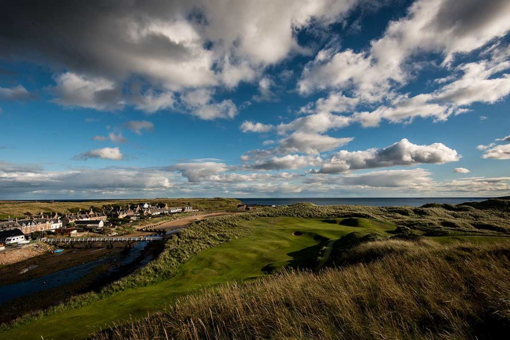 Cruden Bay Golf Club Scotland