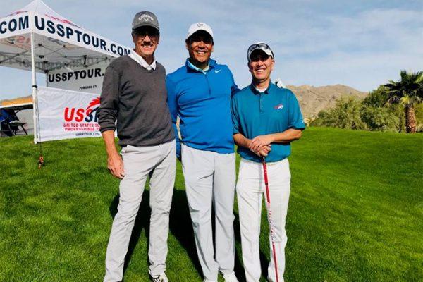 Steve Jurgensen, Notah Begay II, Daniel Nunez