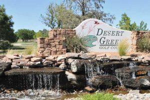 Desert Greens Golf Course