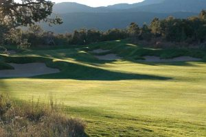 Hole No. 12 at PaaKo Ridge Golf Club, as NM courses reopen