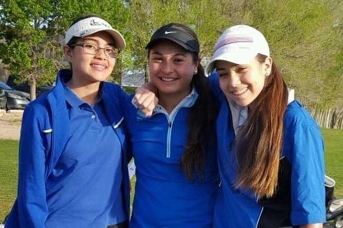 Shootout in the Desert spectators will likely see A-4A state girls champion Carisa Padilla at the Canyon Club on April 23.