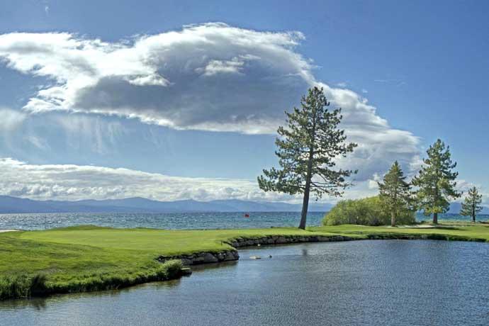 Golf in Reno-Tahoe Edgewood 18