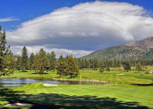 Golf in Reno-Tahoe Edgewood Tahoe No, 6