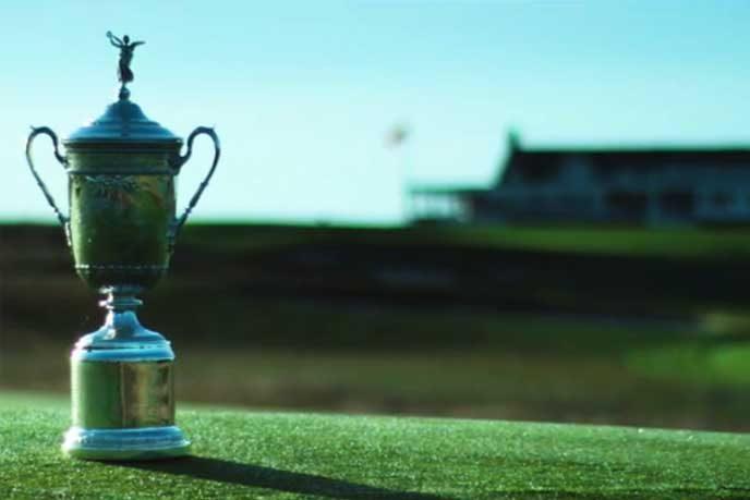 A USGA Qualifier wins a shot at the US Open trophy