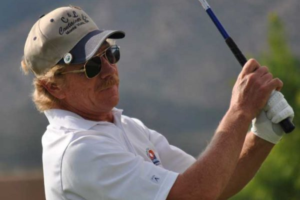 Greg Condon New Mexoc-West Texas Amateur champion