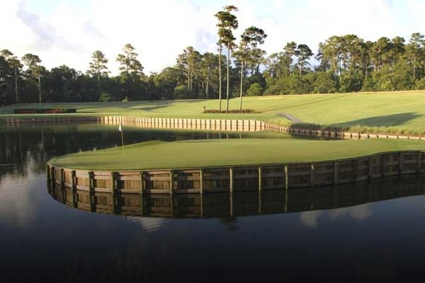 No 17 at TPC Sawgrass