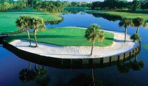 Mission Inn Golf aerial