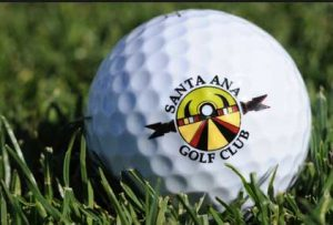 Santa Ana golf ball