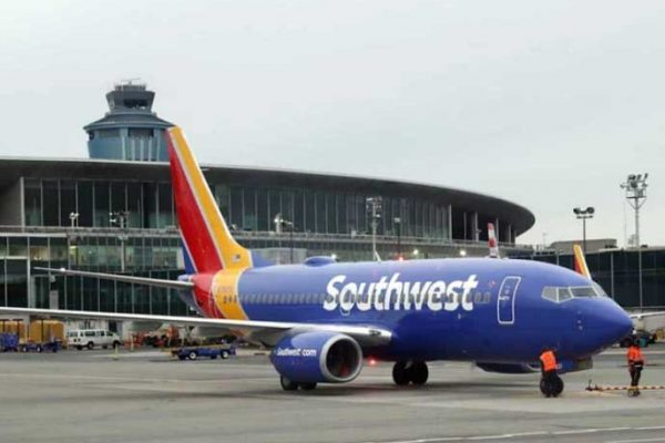 Southwest Airline 737