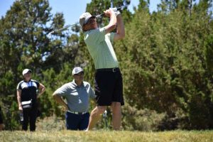 Greg Condon wins NM-WT golf title
