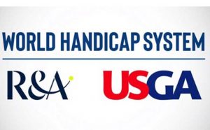 World Handicap System Logo