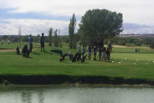 Ladera Junior Golfers and municipal greens fees