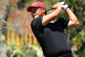 Sam Choi selected to NCAA All-American team