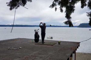Puget Sound Quarantine Golf