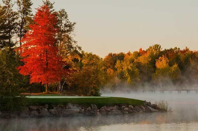 Sentryworld Golf course, built by Sentry Insurance, new sponsor of the USGA GHIN system