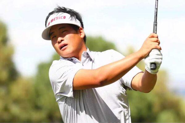 Sam Choi on Lobo team for NCAA Regional