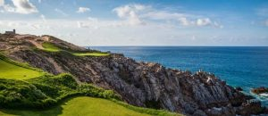 Quivira Golf Club No 13