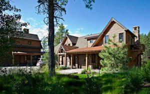 Glacier Clubhouse Cottages