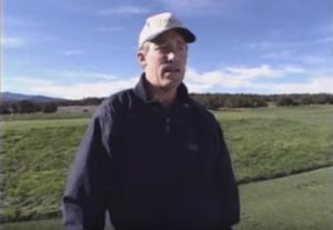 golf swing tempo with Warren Lehr
