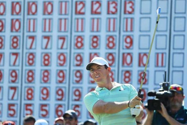 Bet on Rory McIlroy in the David Toms Foundation Masters pool for a chance at a foursome at any TPC course