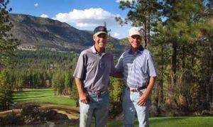 Golf in Reno-Tahoe Bill Coore and Ben Crenshaw
