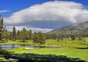 Golf in Reno-Tahoe Edgewood Tahoe No, 6