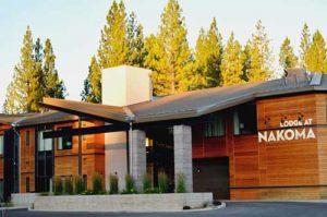 Golf in Reno-Tahoe Nakoma Resort lodge