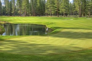 Golf in Reno Tahoe Old Greenwood 1