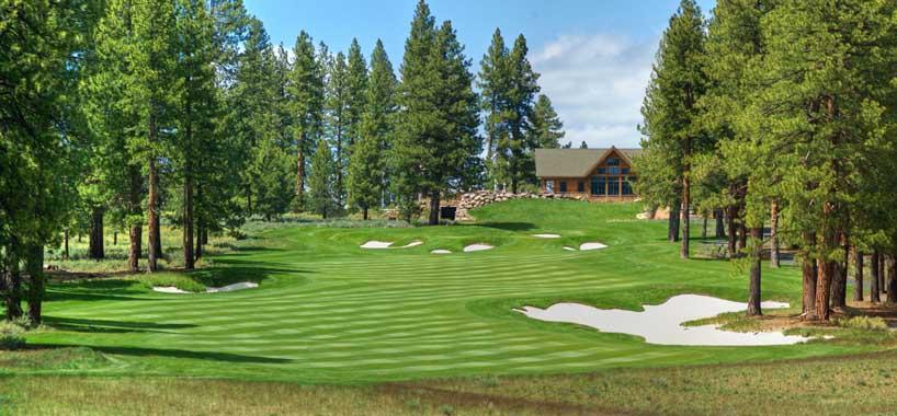 Golf in Reno-Tahoe Old Greenwood 18