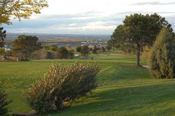 Albuquerque US Open Qualifier Venue UNM Championship Golf Course