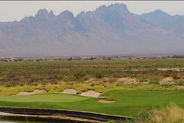 New Mexico-West Texas Amateur Championship venue Red Hawk Golf Club
