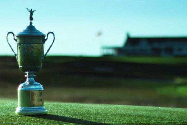 A USGA Qualifier wins a shot at the US Open trophy