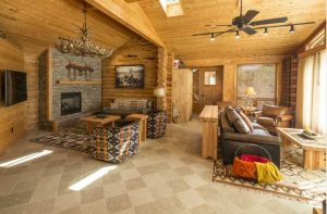 Cabin at Silvies Valley Ranch
