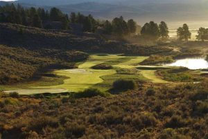 Chief Egan Golf Course at Silvies Valley