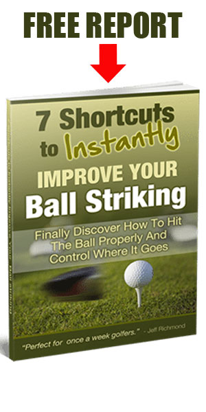 Consistent Golf Ball Striking