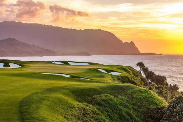Golf discounts at Princeville Makai Resort