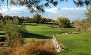 UNM Championship Golf Course No 8