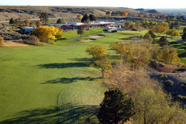 UNM GC site of 2019 Pacific Coast Amateur