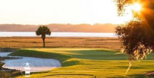 Sea Pines Resort golf course