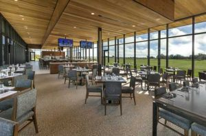 Streamsong Black clubhouse interior