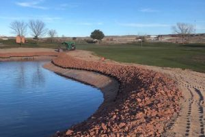 Isleta Eagle Lakes No 6 hole