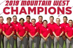 UNM Lobo Men's Golf Team