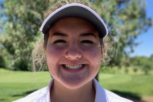 Sophia Zamarippa NM 2019 5A girls golf champion