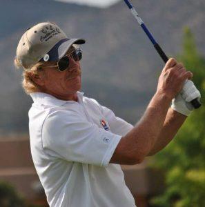 Greg Condon at Paa-Ko Ridge