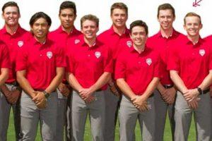 UNM Lobo Men's Golf Team