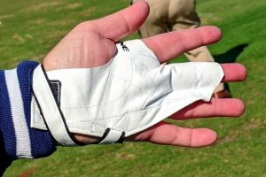 The One Golf Glove