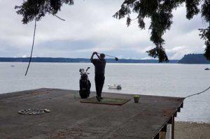 Puget Sound Quarantine Golf