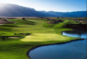 Sandia Golf Club was site for the Sun Country PGA Pro=pro Team Championship