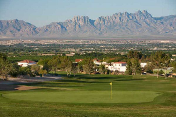 Picacho Hills Country Club, souther NM finest golf course
