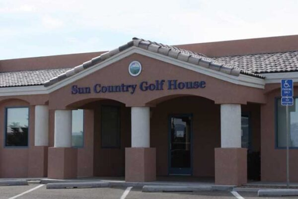 Cory Armstrong now heads Sun Country Golf House
